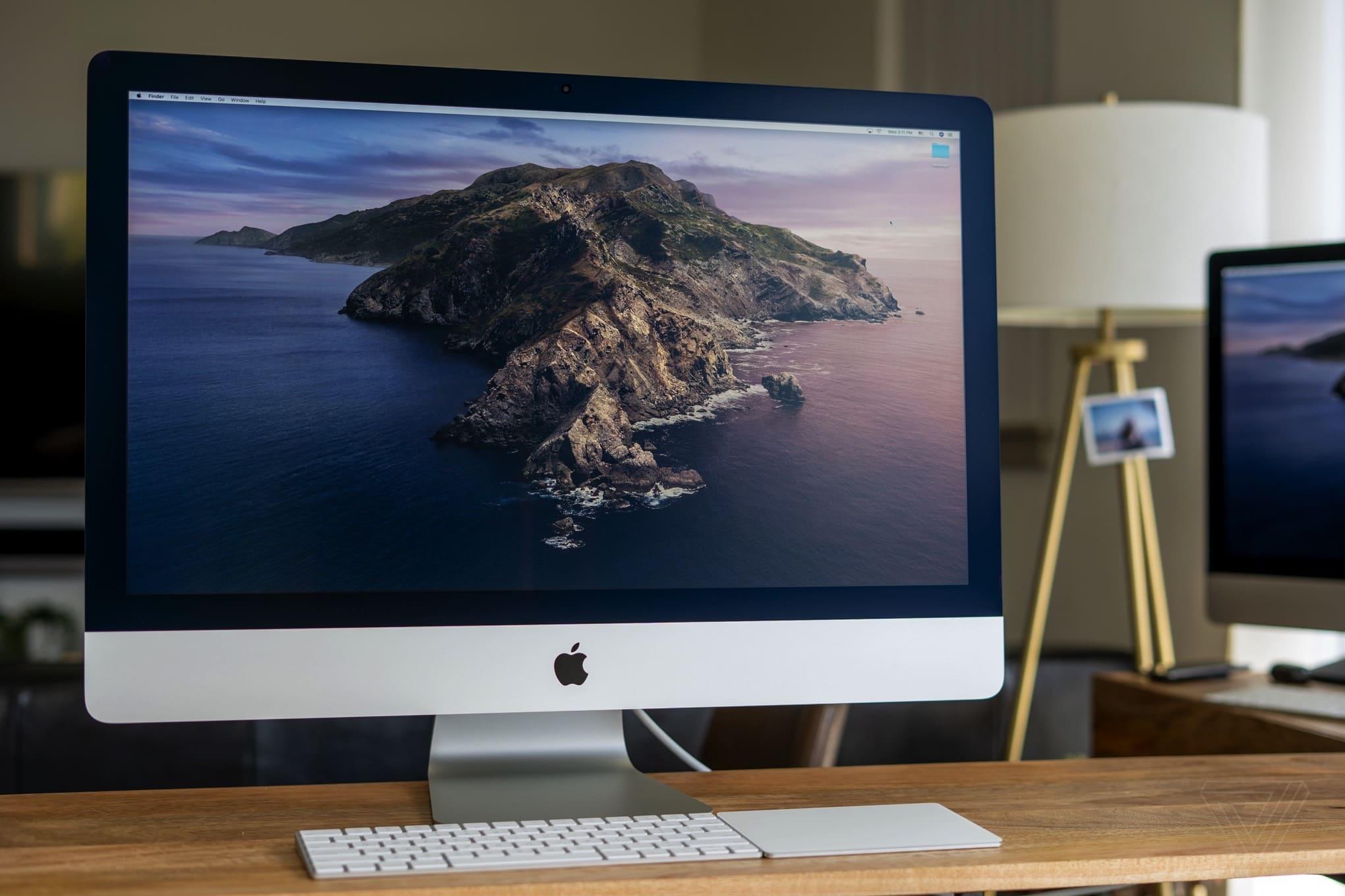 Đánh giá Apple iMac 27 inch (2020): chiếc iMac cuối cùng kết thúc kỷ nguyên  Intel ở Apple - VnReview - Đánh giá