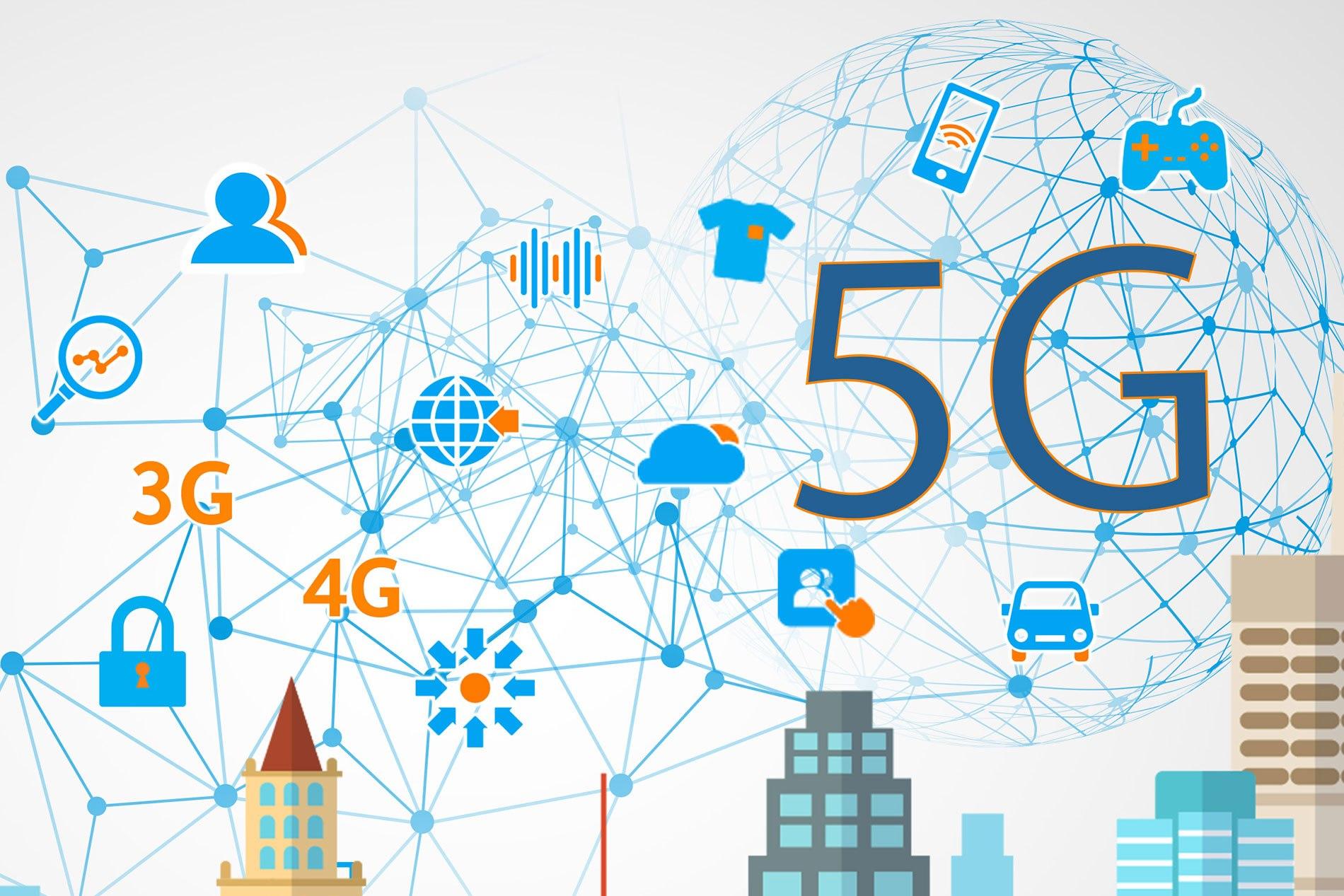 Mạng 5G là gì? Các tính năng, ứng dụng và cách thức hoạt động của nó? -  Blog | TheGioiMayChu