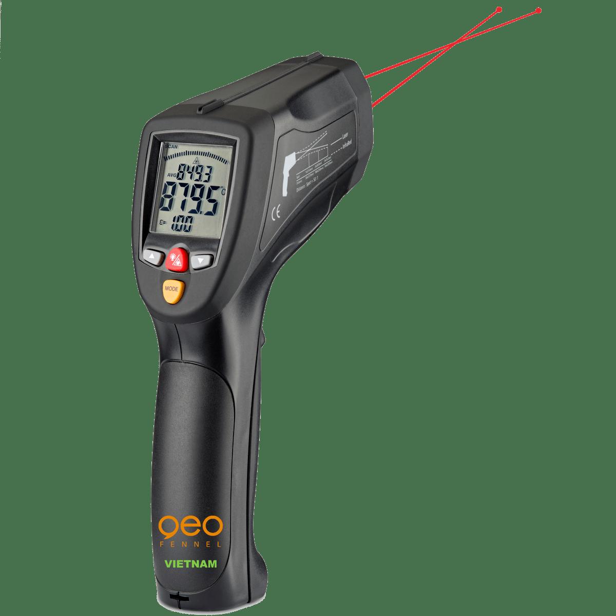 Máy đo nhiệt độ hồng ngoại laser cầm tay