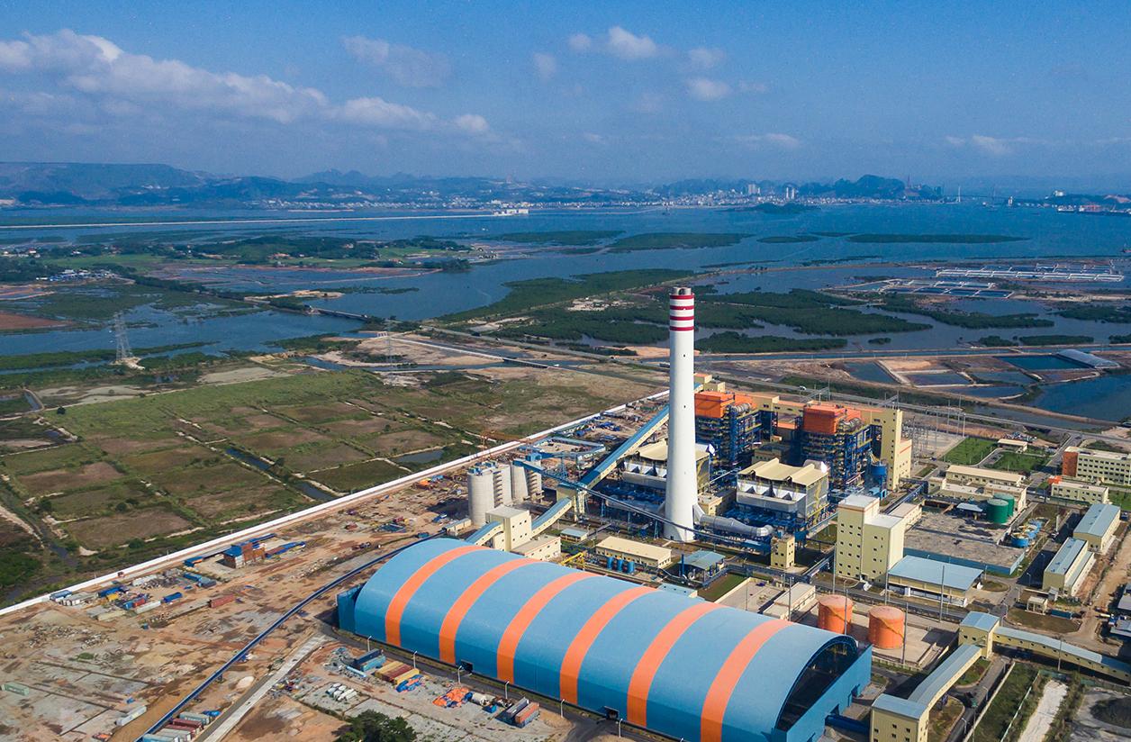 Nhà máy nhiệt điện Thăng Long 'giải khát' năng lượng cho Việt Nam |  baotintuc.vn