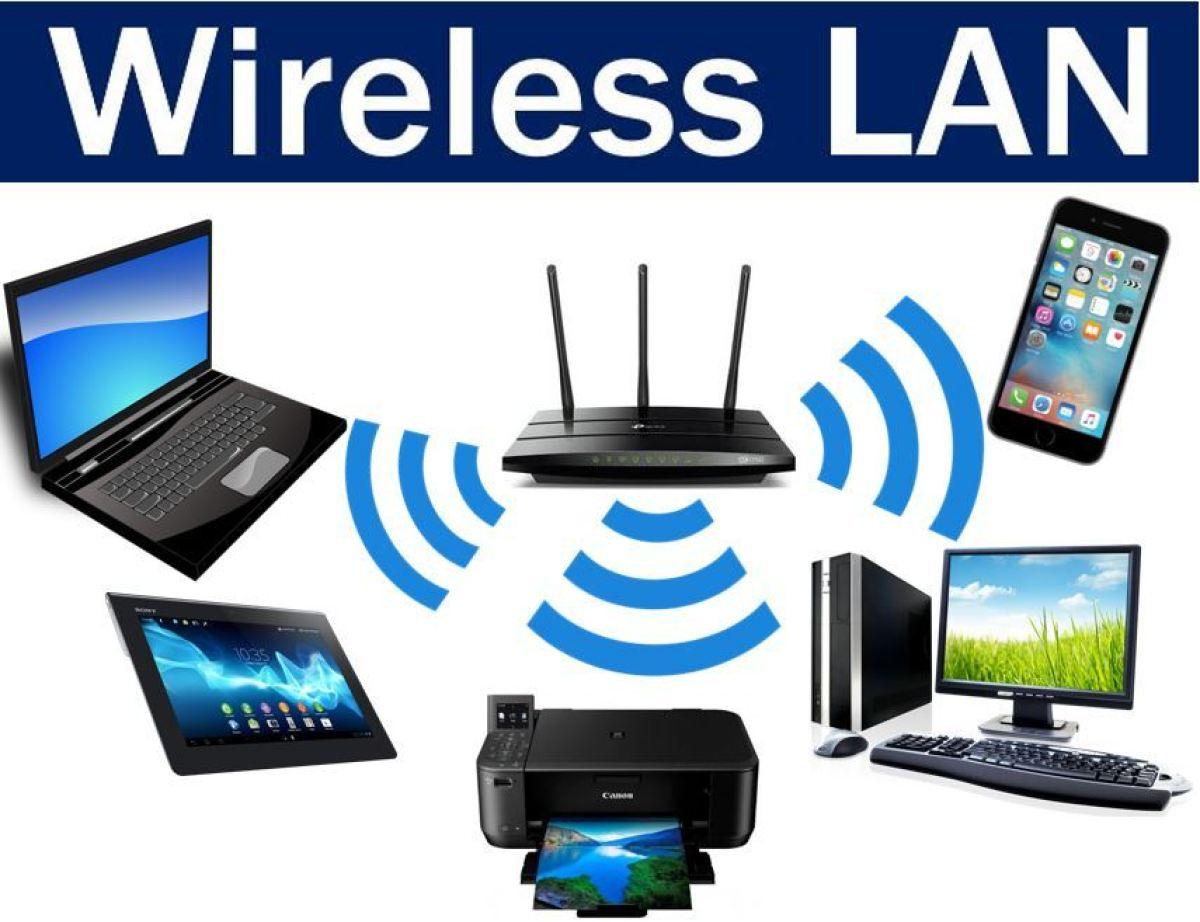 Mạng không dây WLANđiều bạn cần biết