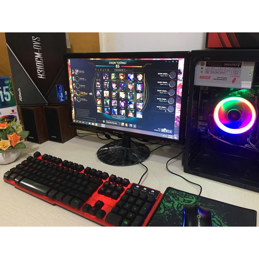 Quạt led fan leb CPU máy tính chơi game các loại | Shopee Việt Nam