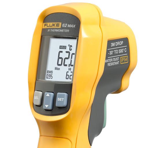 Máy đo nhiệt độ hồng ngoại Fluke 62Max_500 Độ C-