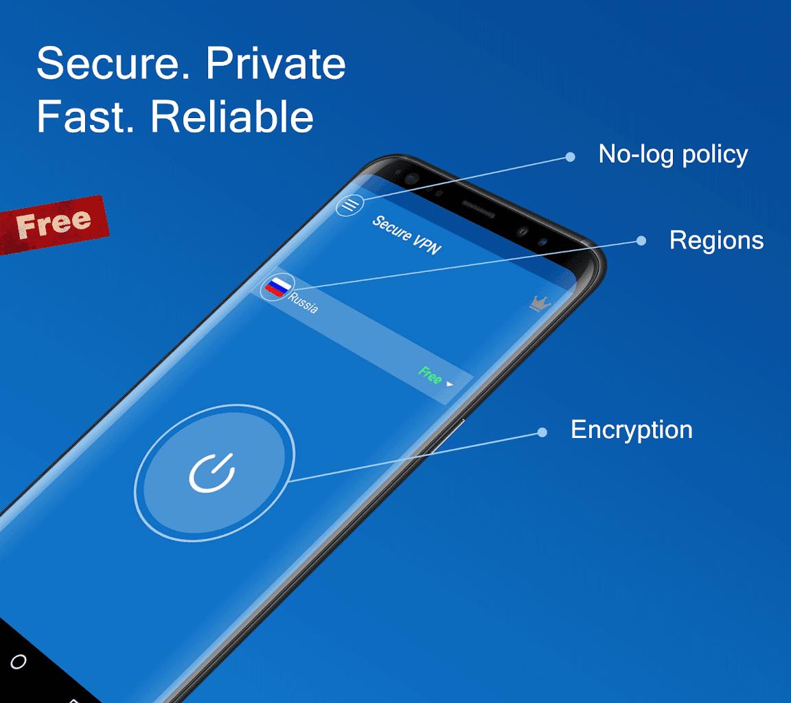 Tải về ứng dụng Secure VPN - Free VPN Proxy, Best & Fast Shield cho thiết  bị Android