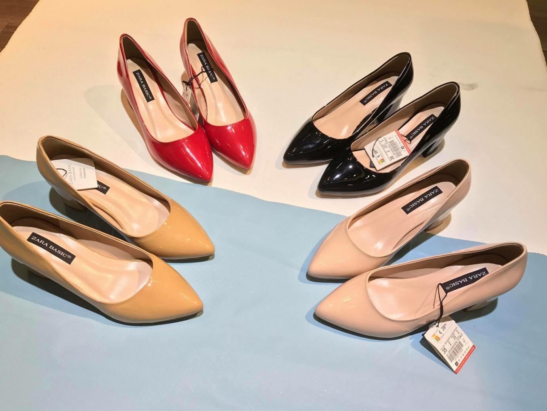 Địa chỉ bán buôn giày dép nữ tại Hà Nội