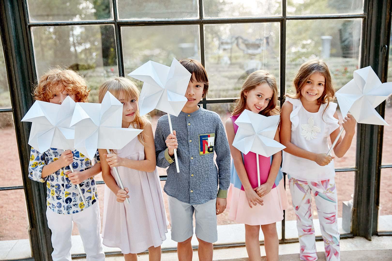 Lộ diện xu hướng thời trang trẻ em lên ngôi năm 2018
