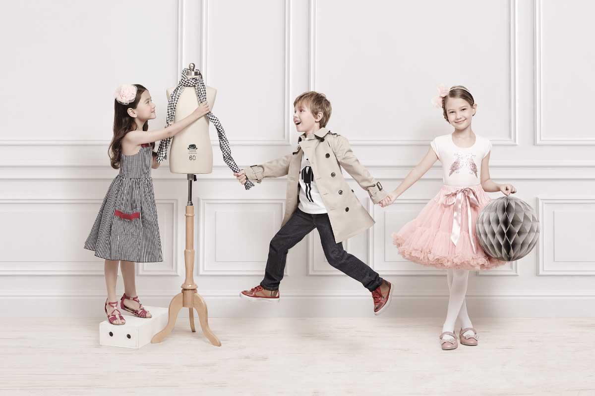 Xưởng may quần áo trẻ emuy tín