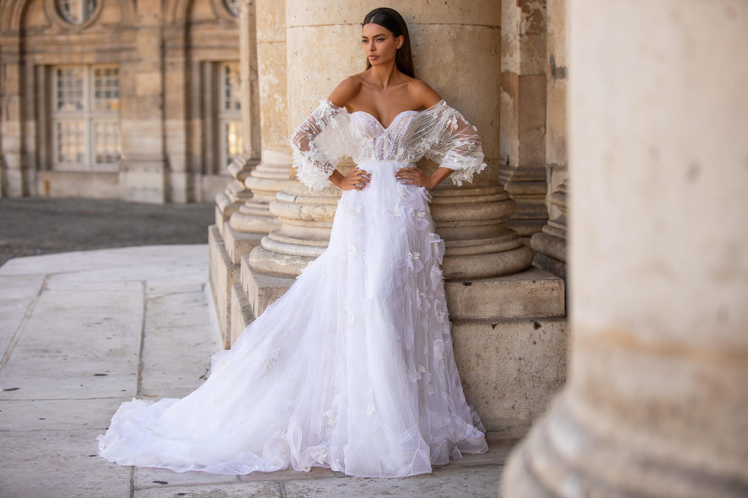 Top 10 Trends in Wedding Dresses - MillaNova