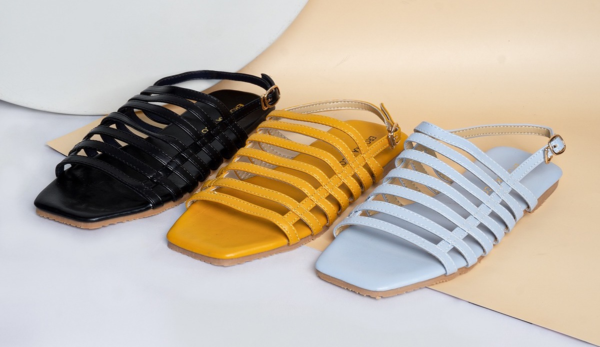 Giày, dép - phụ kiện tạo điểm nhấn thời trang cho nữ