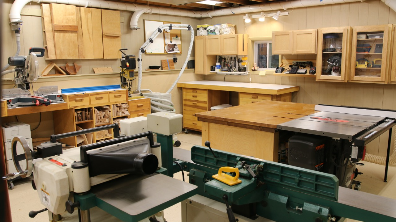 "My Woodshop ""Pencil Problem"" 