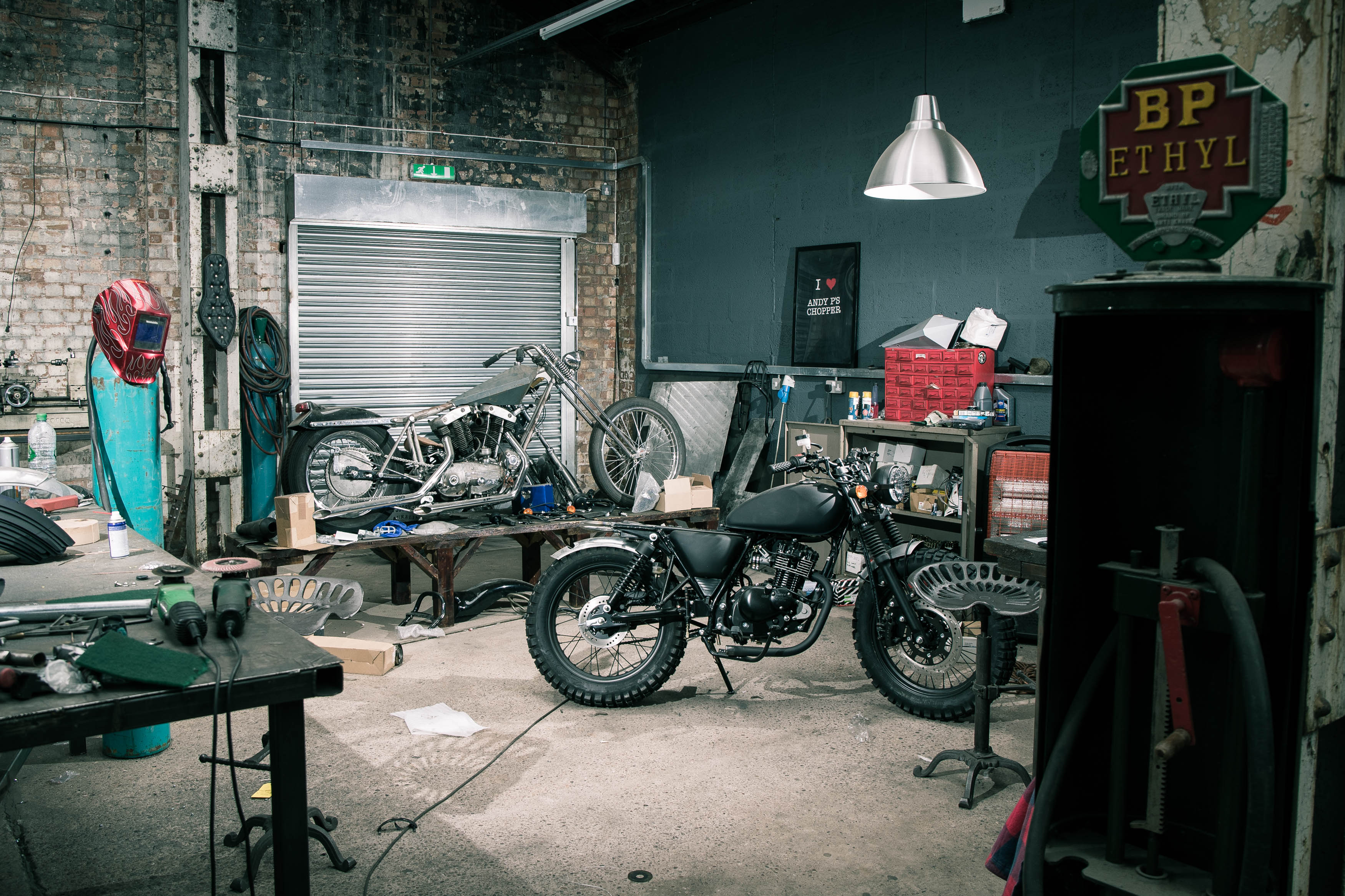 Flat-Out Magazine | Flat-Out - Mutt Motorcycle - Workshop - 027 – Flat-Out  Magazine