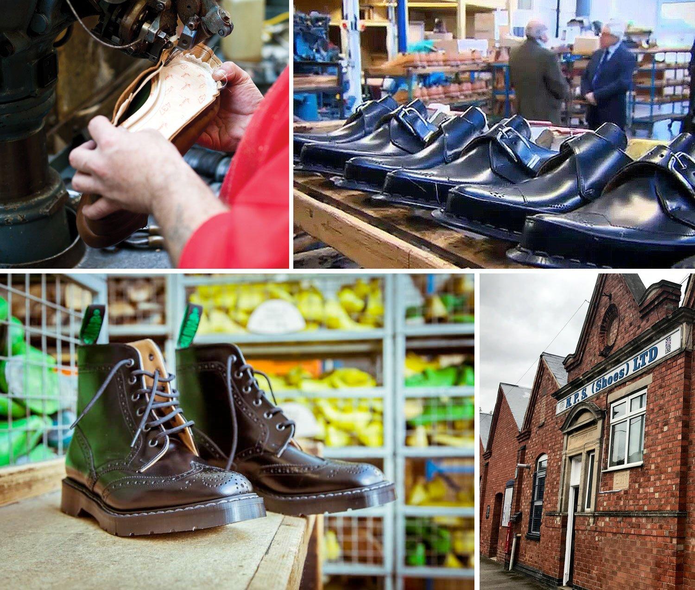 Northampton Shoe Factory Tours - A Quick Guide – Northampton Shoes & Boots