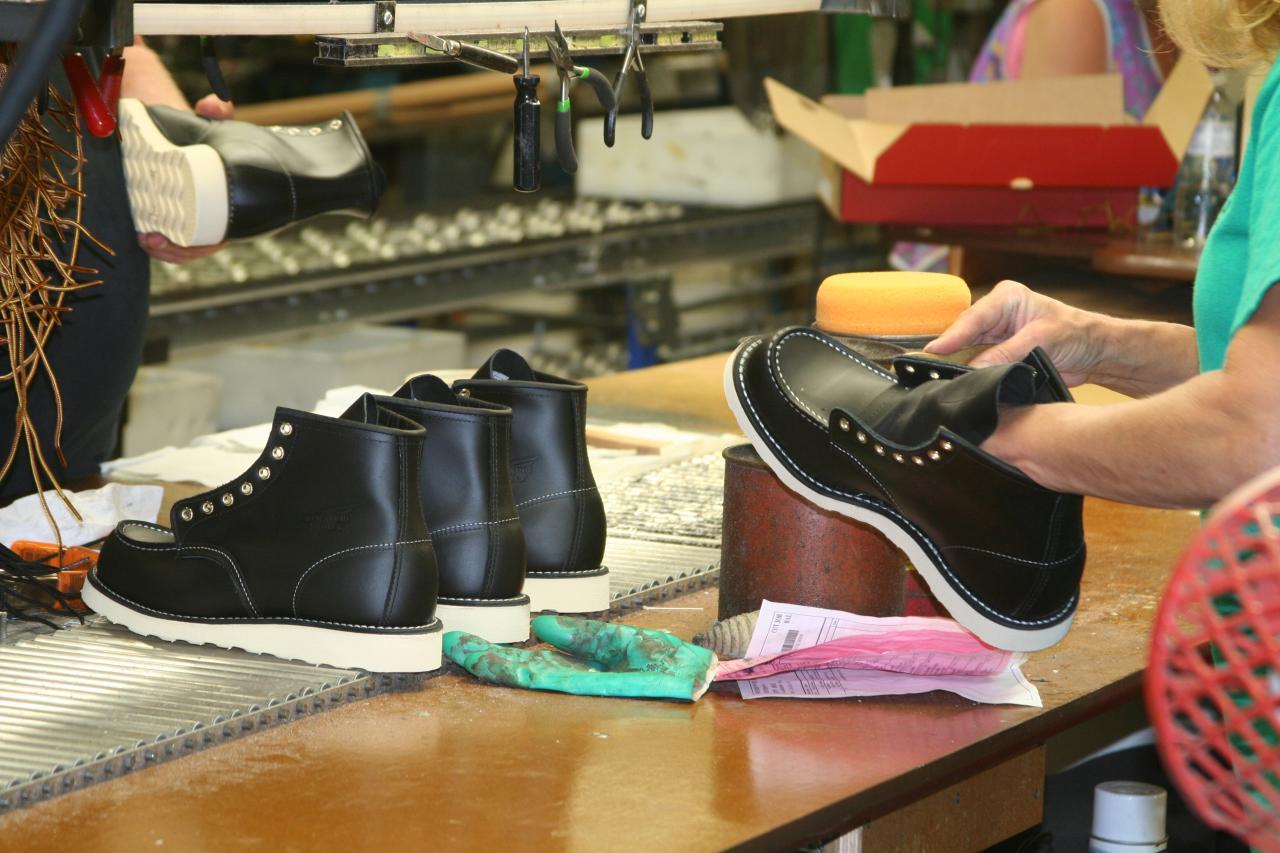 Xưởng gia công giày uy tín