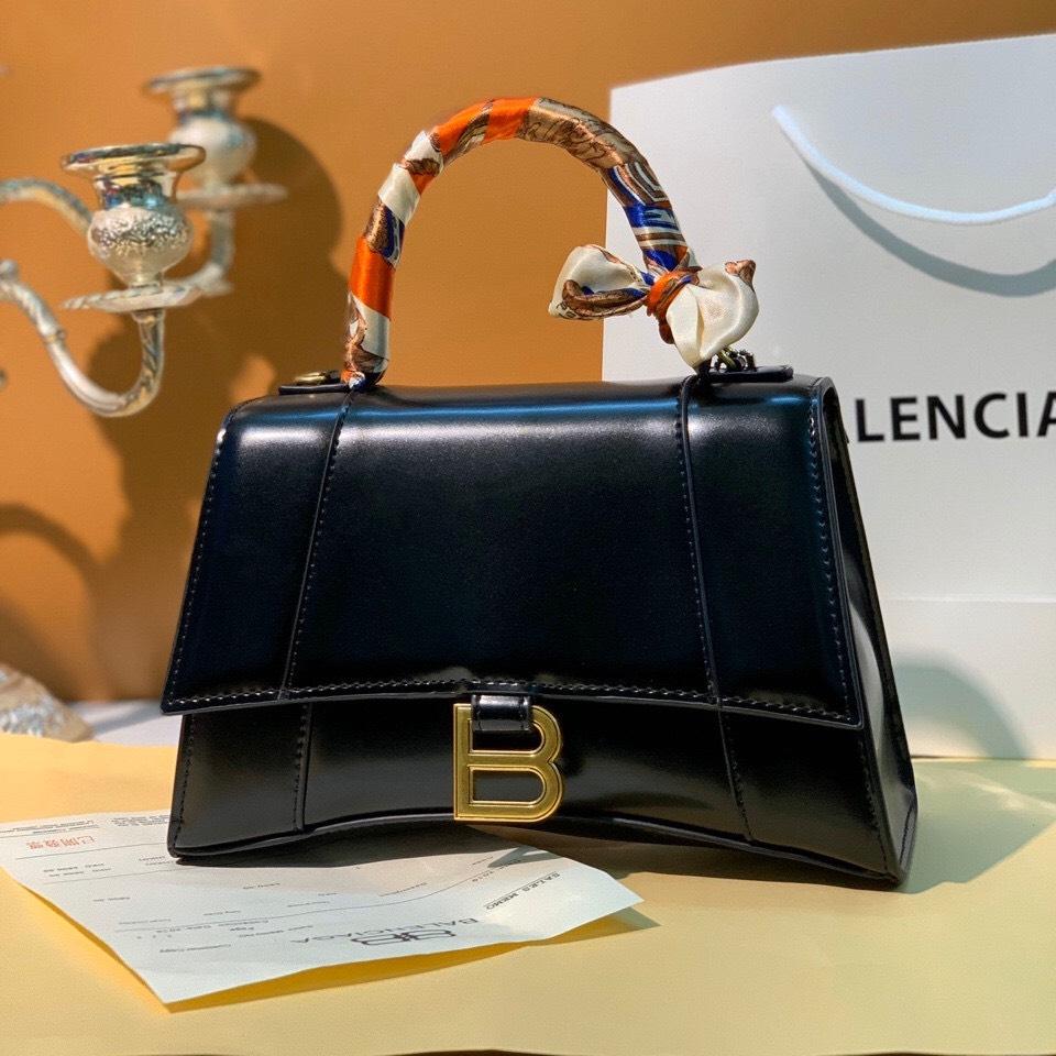 Túi xách nữ da thật cao cấp - nhập khẩu nguyên chiếc BALENCIAGA LKM456 - LOUIS KIMMI