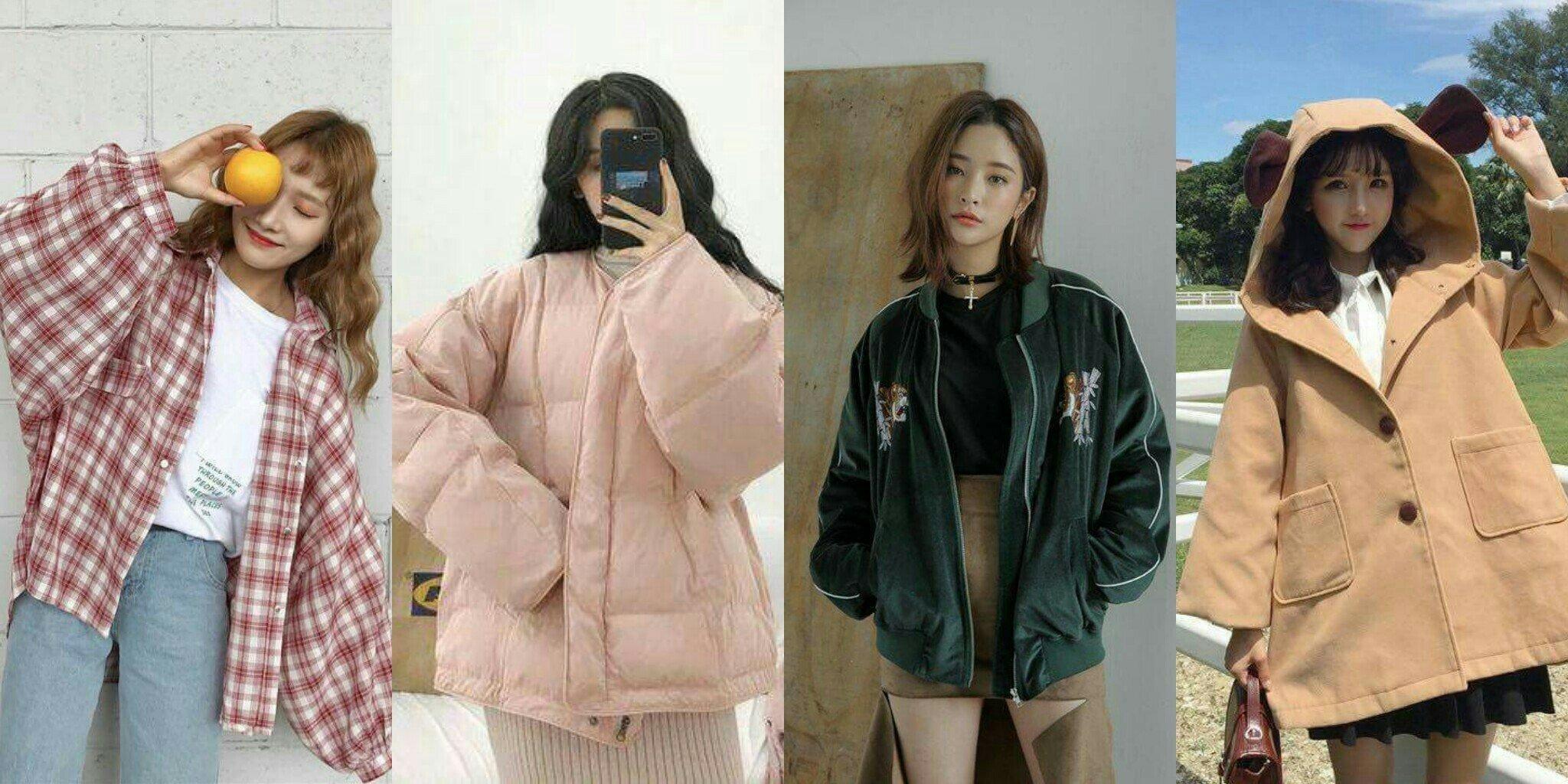 Áo khoác nữ Hàn Quốc – Món đồ không thể thiếu trong tủ đồ phái đẹp!