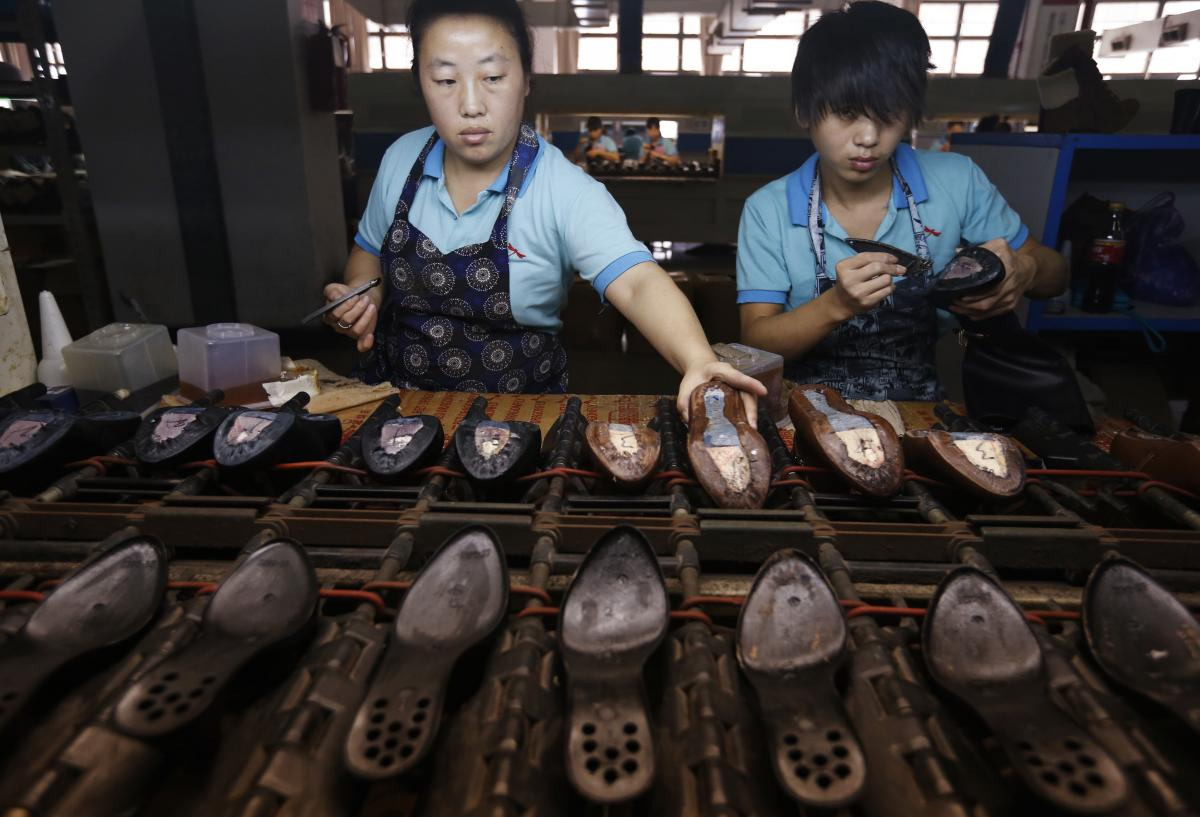 Thousands Protest In China Over Safety-Related Shoe Factory Closures