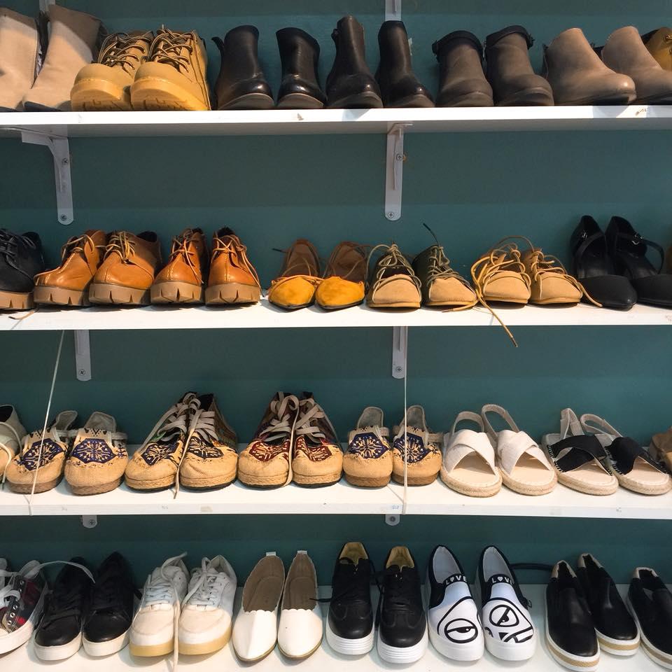 Cửa hàng mua giày vnxk tin cậy cho chị em phụ nữ