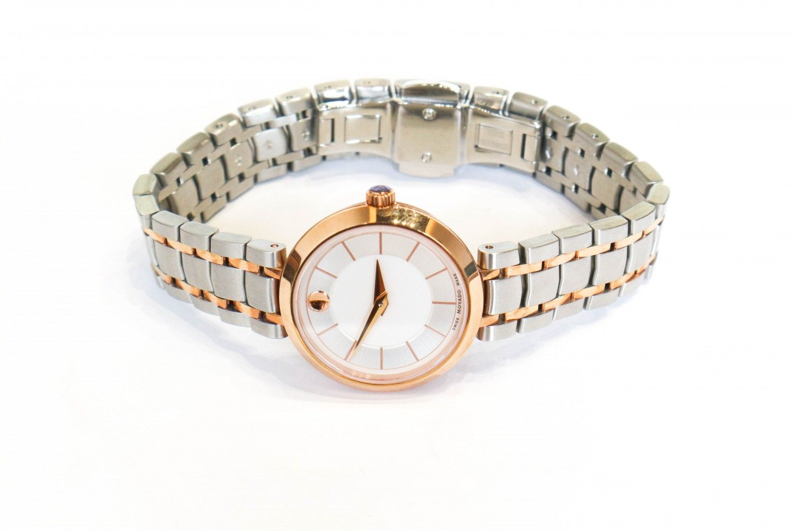 Đồng hồ 1881 Quartz rose gold PVD-finished stainless steel 0607099, 28mm  0607099 ✅ likewatch.com