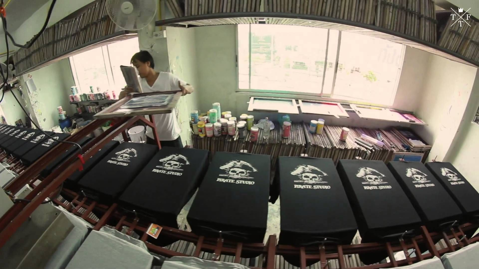 T-shirt Factory Thailand, Screen Printing Thailand, Thai T-shirt Factory, T- shirt Thailand | T shirt factory, Screen printing, Screen printed tshirts