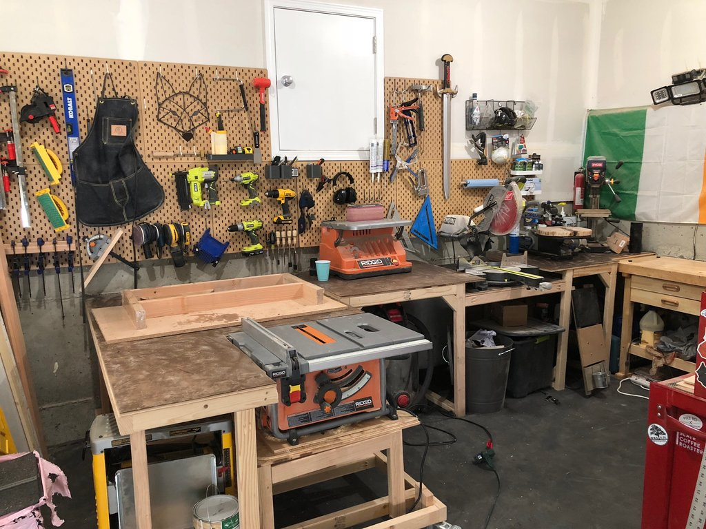 How to create an awesome home woodshop | Woodworking Network