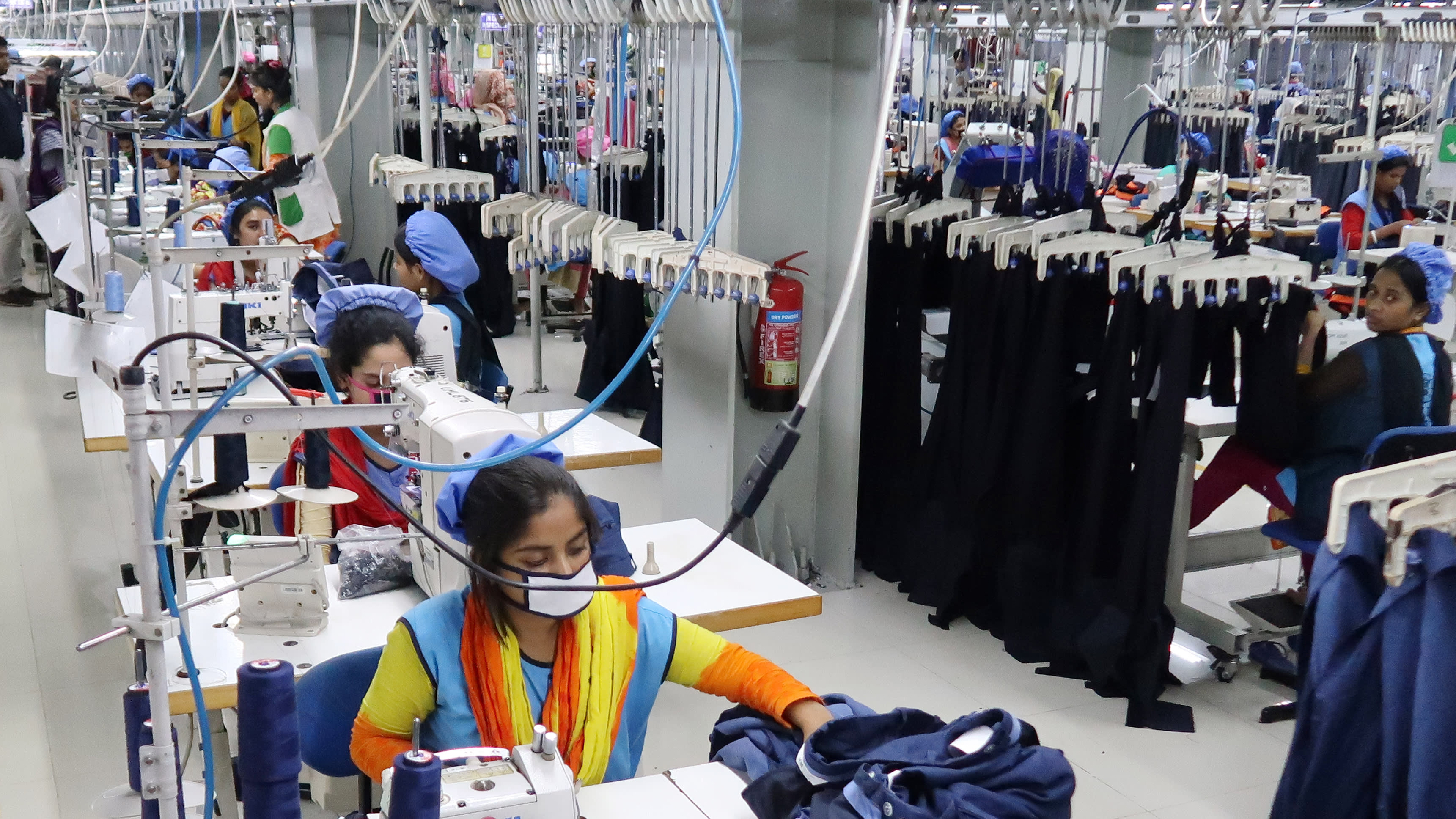 Bangladesh fights for future of its garment industry - Nikkei Asia