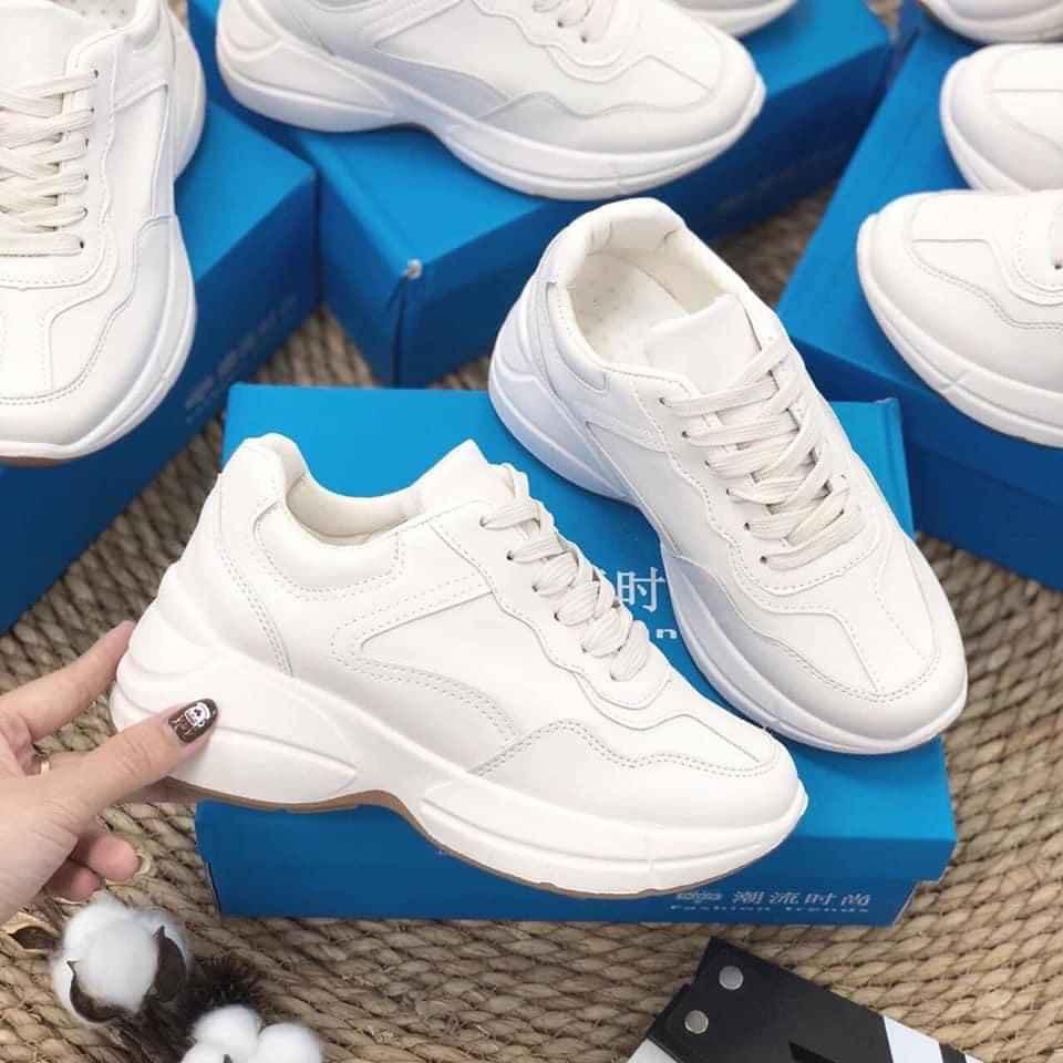 ?SIÊU ĐẸP? Giày thể thao NỮ sale sốc giày sneaker thể thao nữ shop giày  thể thao nữ chính hãng   Shopee Việt Nam
