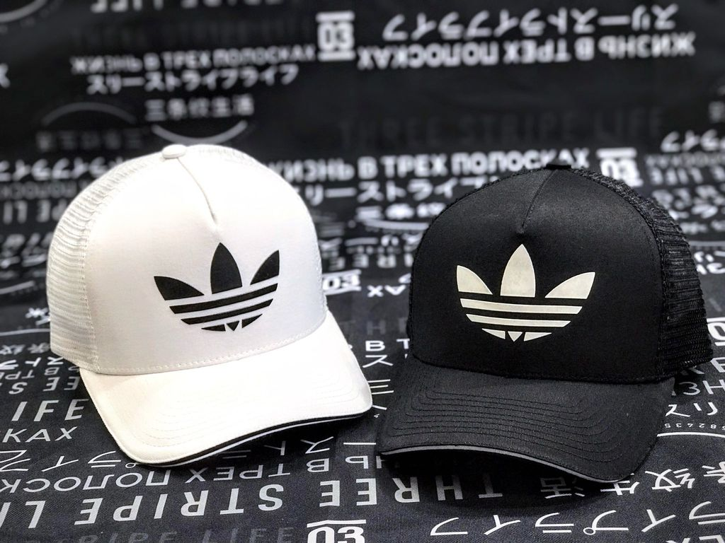 Mũ Adidas 3 lá KL store - Sneakers & More