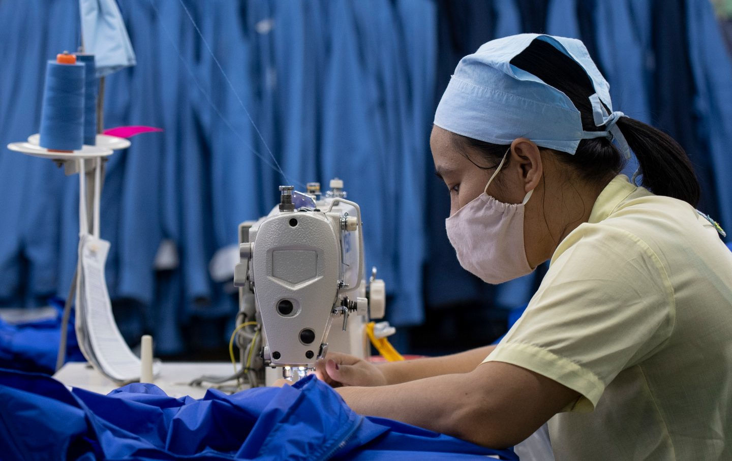 Disaster Looms as the Coronavirus Disrupts the Garment Supply Chain | The  Nation