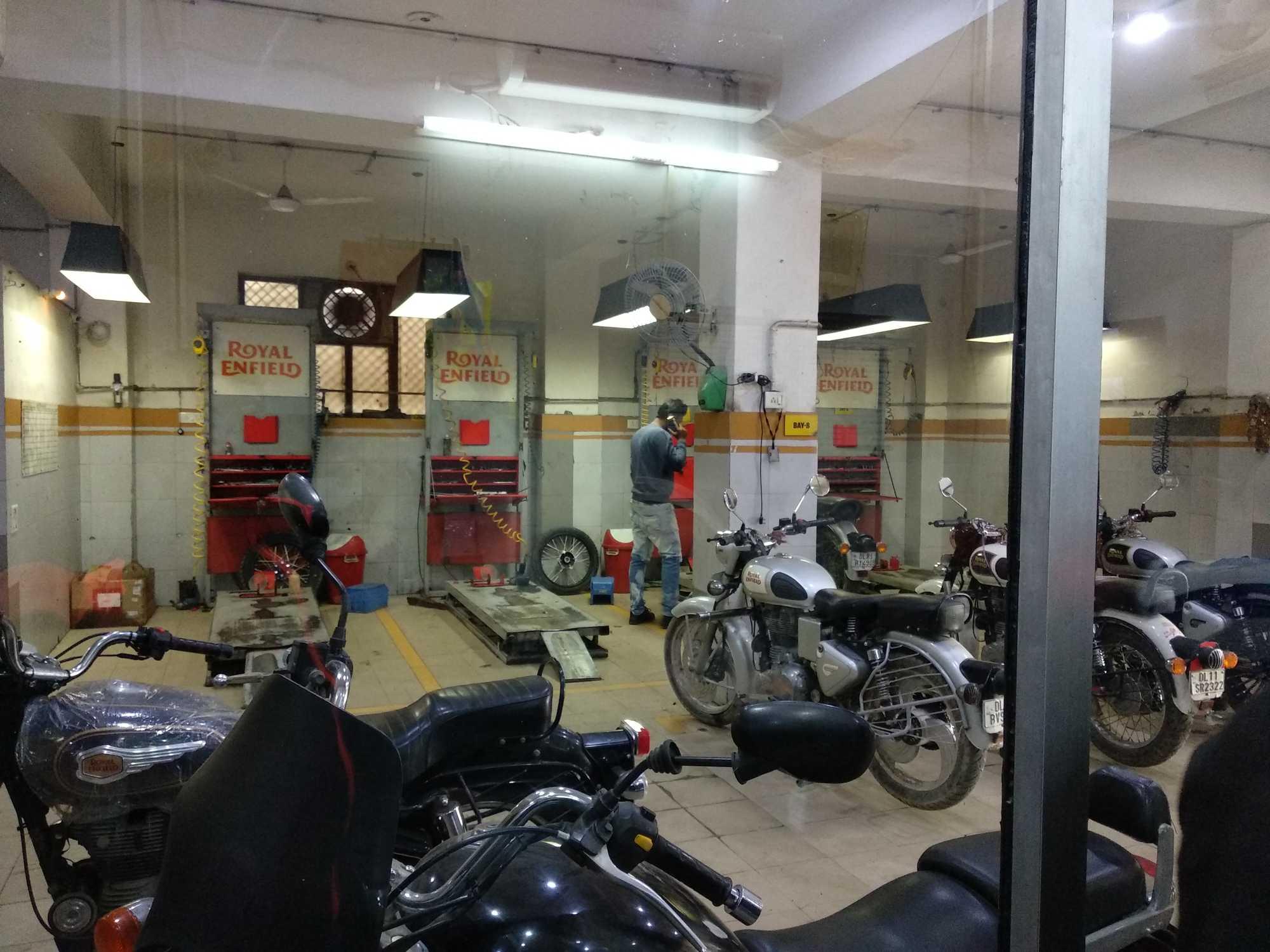 North Delhi Motorcycles Workshop, Rithala - Motorcycle Repair & Services in  Delhi - Justdial