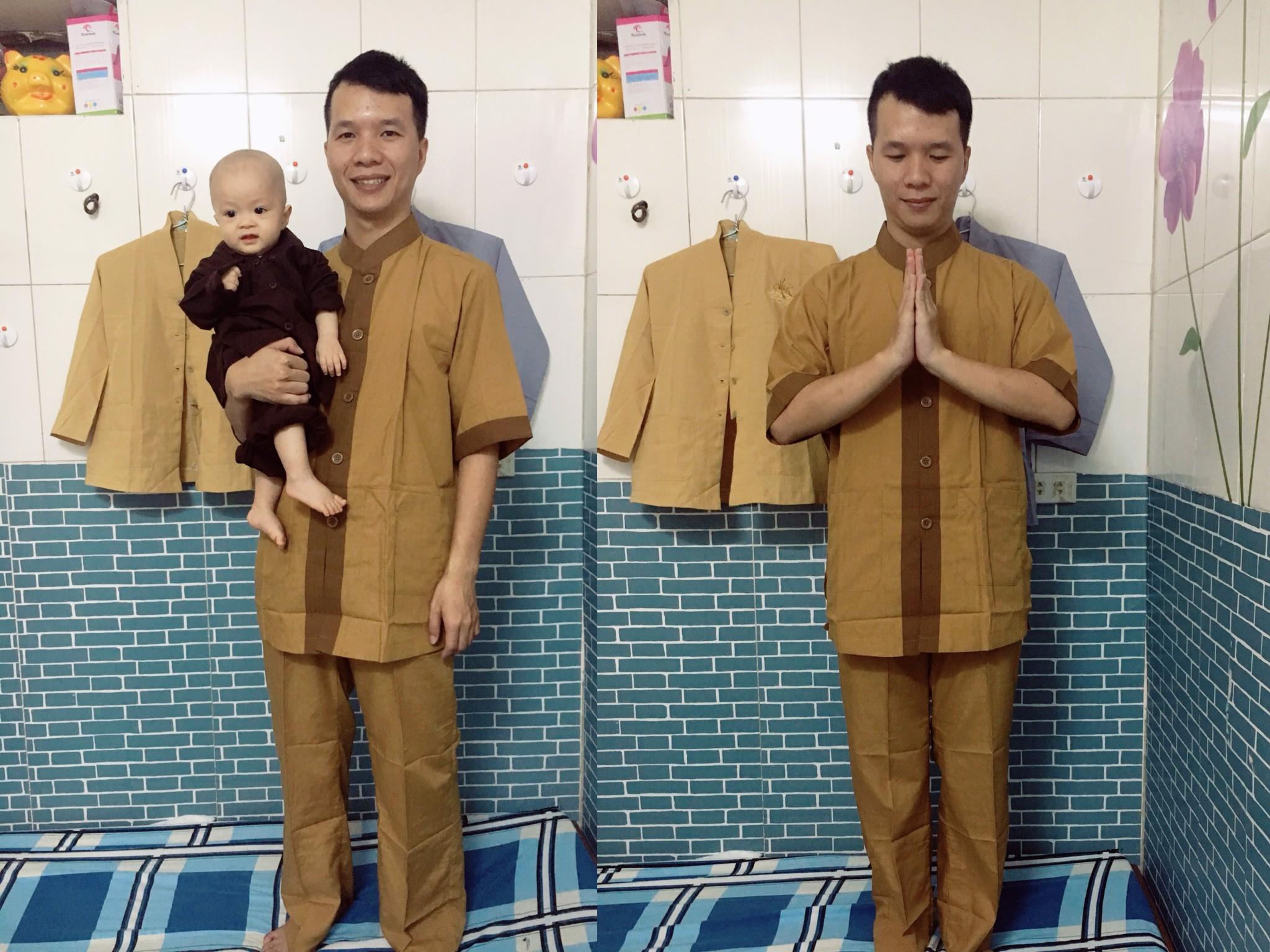 Quần áo phật tử - Quần áo đi chùa - Vòng đá phong thủy - Đài niệm phật – shopphattuonline.com