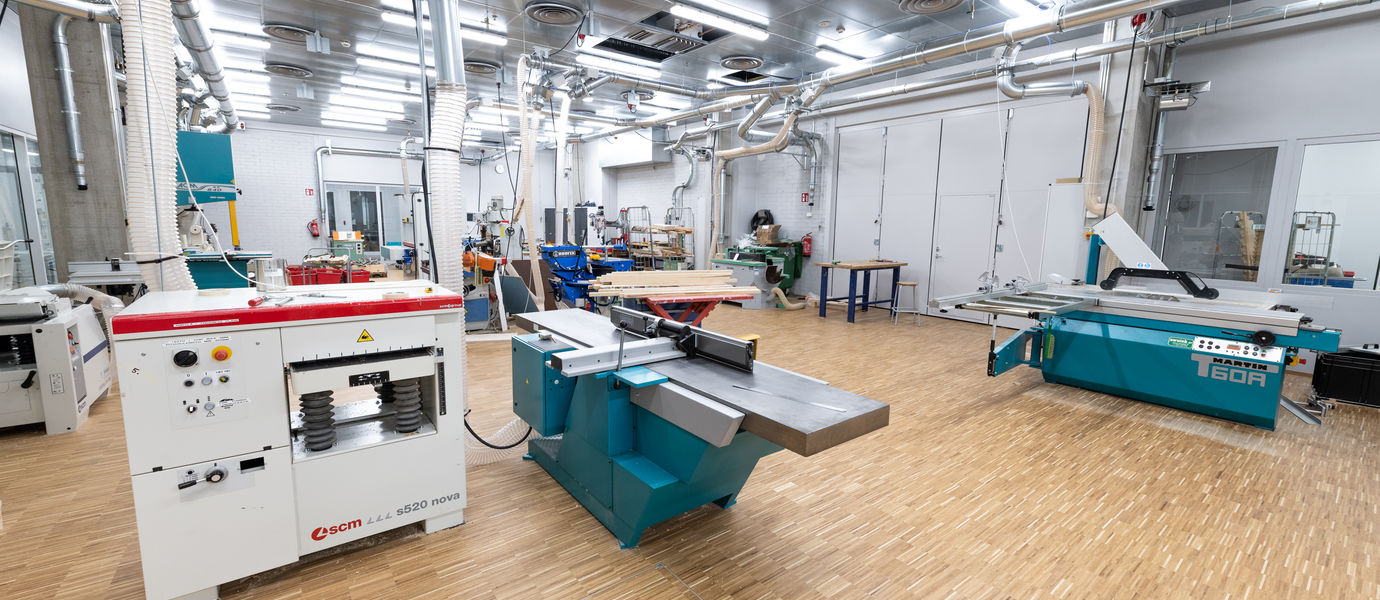 Woodworking Shop | Aalto University