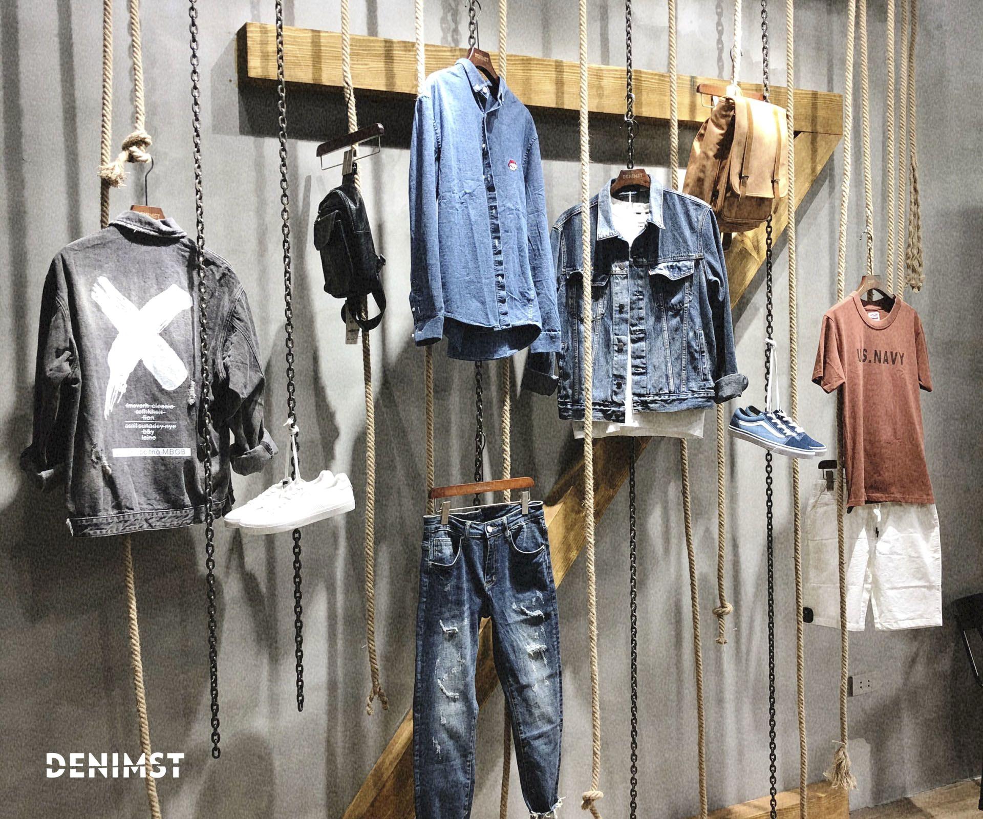 Shop quần áo nam đẹp, thương hiệu thời trang nam uy tín tại Hà Nội