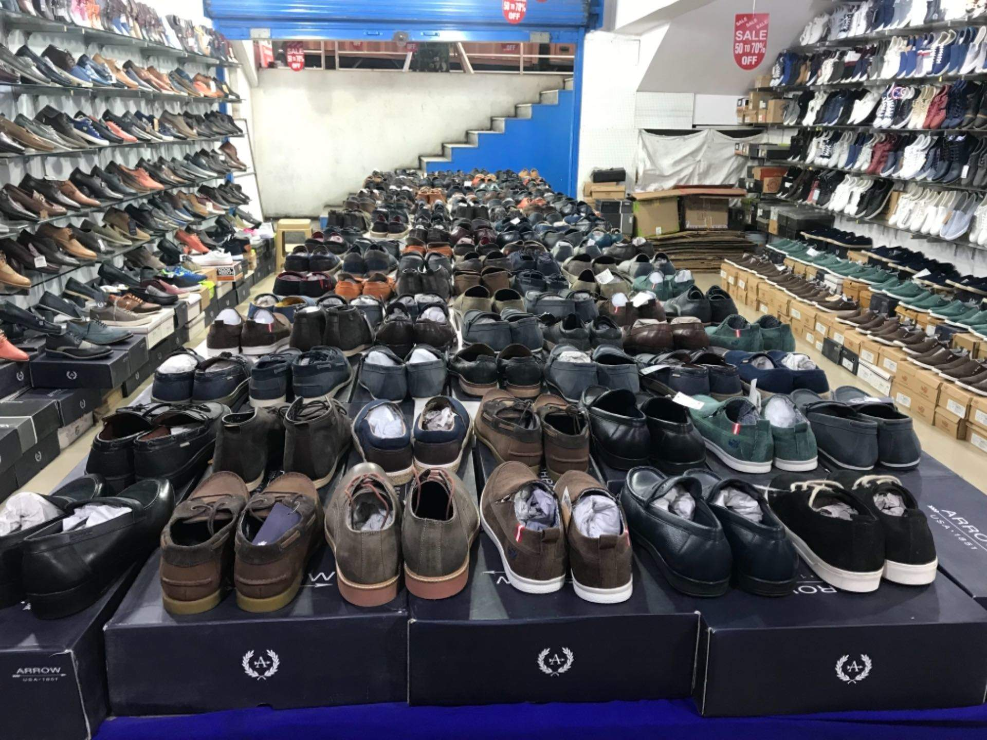 The Shoe Factory, BTM Layout 2nd Stage - Shoe Dealers in Bangalore -  Justdial