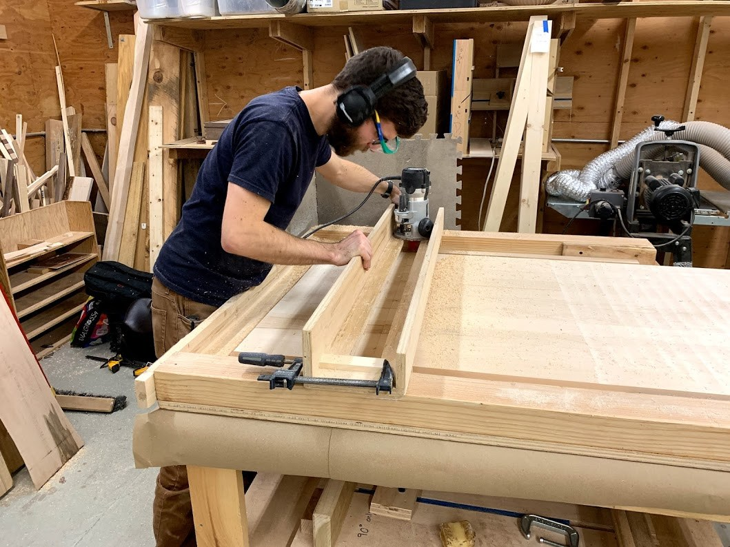 Wood Shop – Lowell Makes