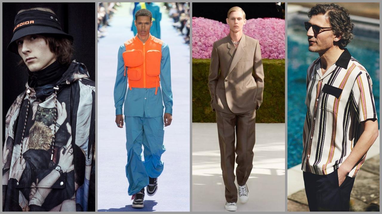 10 xu hướng thời trang nam mùa Xuân-Hè 2020 | ELLE Man