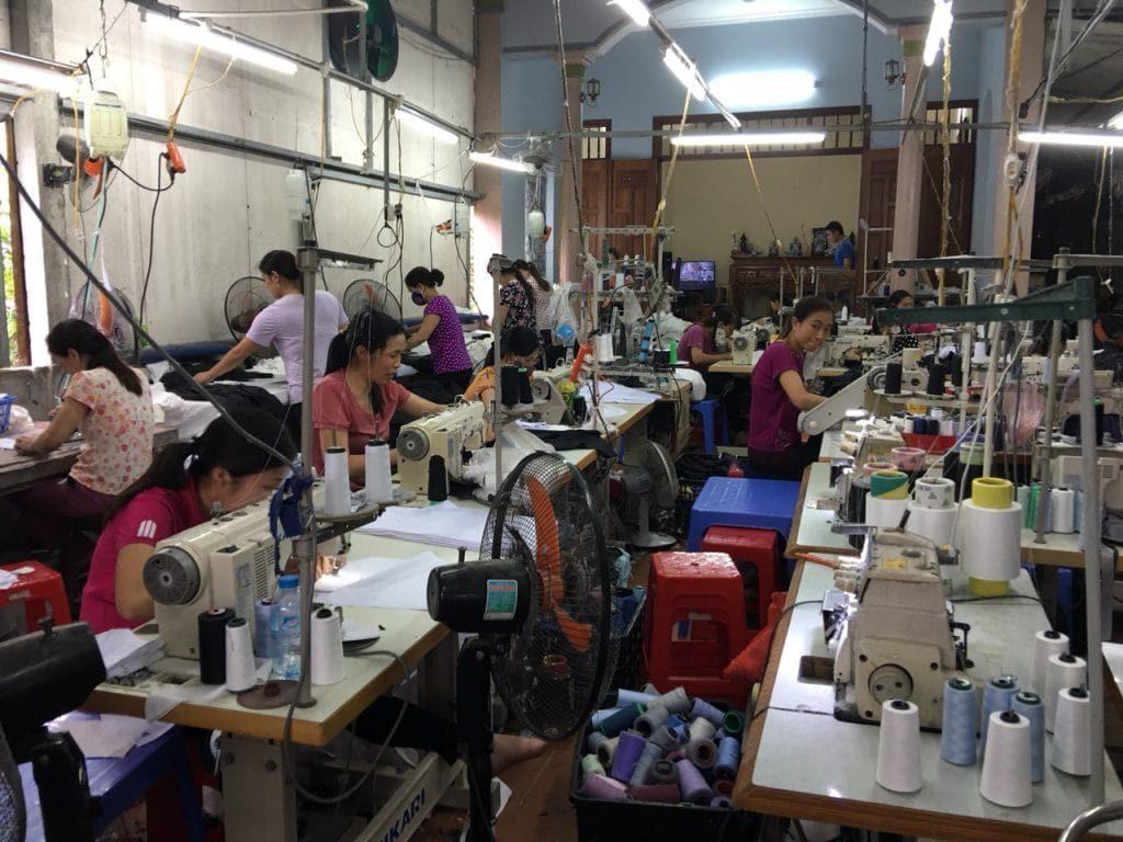 Gia công sản xuất vest / MayVeston Nam Nữ | May đồng phục công sở
