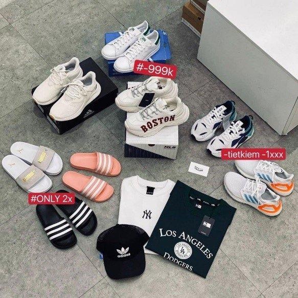 """Không chỉ bán giày sneaker chính hãng, mà thỉnh thoảng còn có nhiều chương trình ưu đãi cho bạn mua giày với giá """"hời nhất""""."""