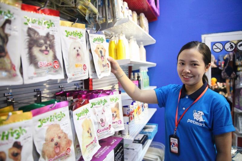 Pet Mart Cửa hàng phụ kiện chó mèo giá rẻ nhất Hà Nội và TPHCM