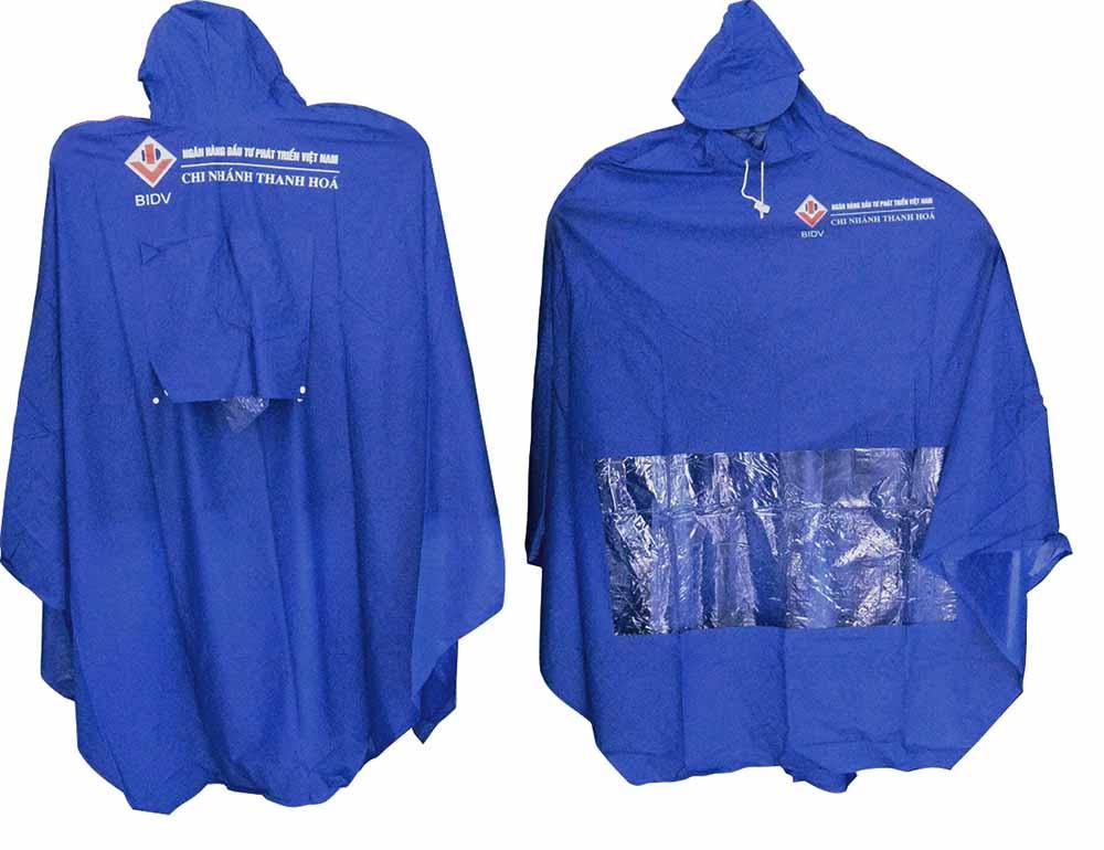 Top 12 xưởng sản xuất áo mưa chất lượng giá sỉ