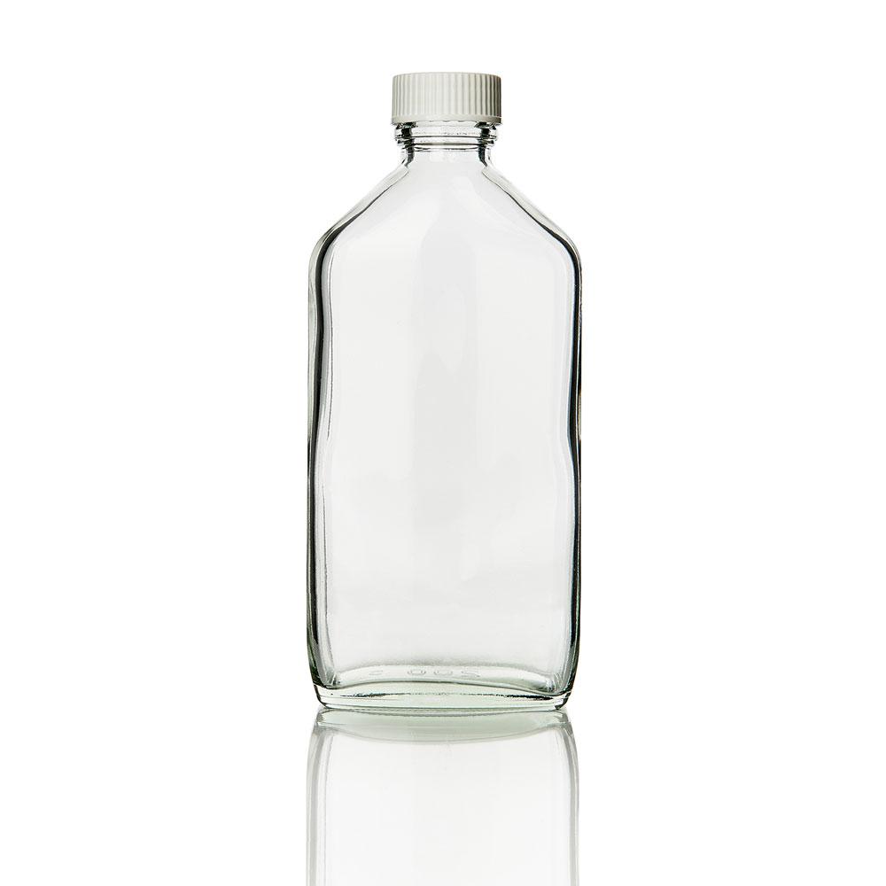Clear Glass Bottle 100ml | Vintessential Laboratories
