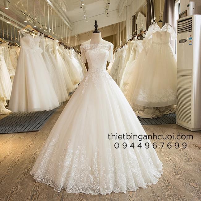 Top 10 xưởng áo cưới TPHCM sang chảnh chất lượng