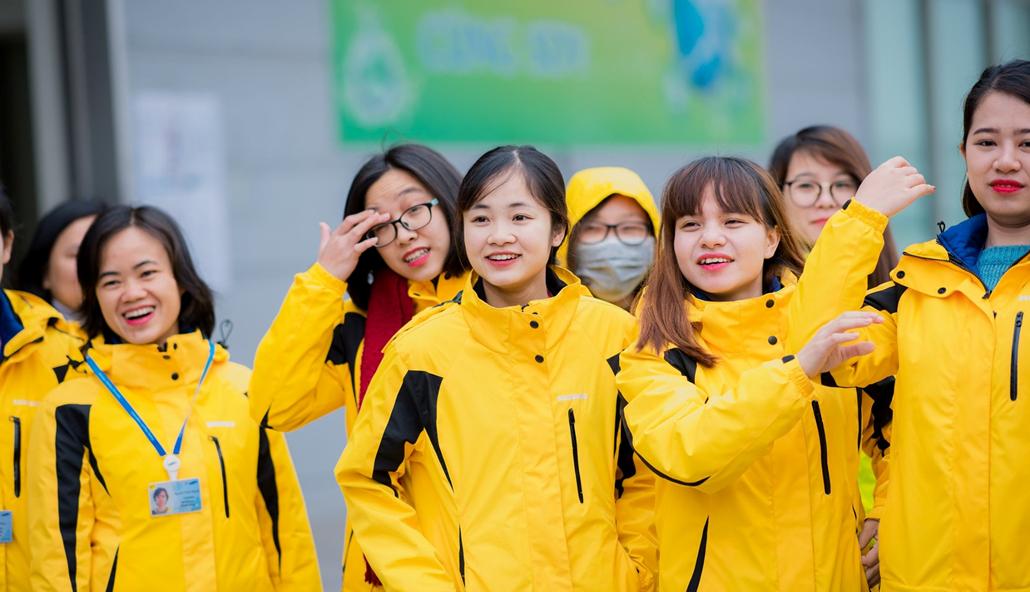 Top 5 xưởng may áo gió chất lượng giá rẻ