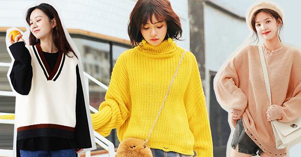 Top 5 xưởng may áo len chất lượng giá sỉ