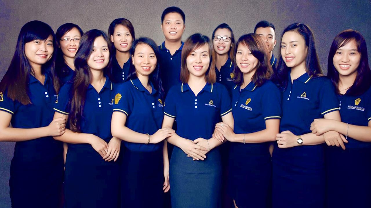 Top 5 xưởng may áo thun đồng phục giá sỉ uy tín
