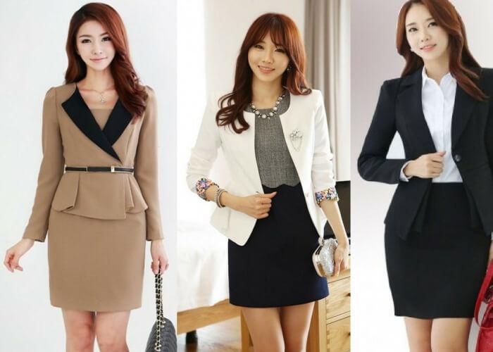 Top 5 xưởng may áo vest nữ chất lượng giá tốt