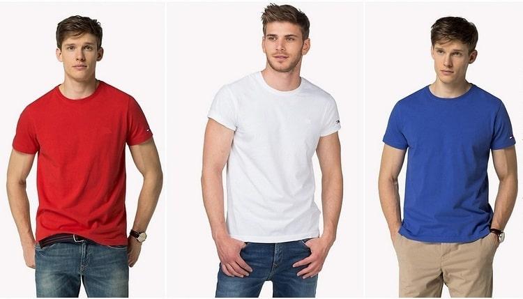 Top 7 xưởng may áo thun trơn giá sỉ chất lượng