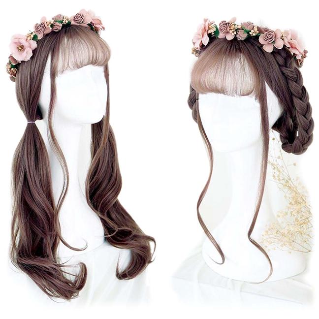 Làm đẹp đón Tết với tóc giả - Báo Phụ Nữ