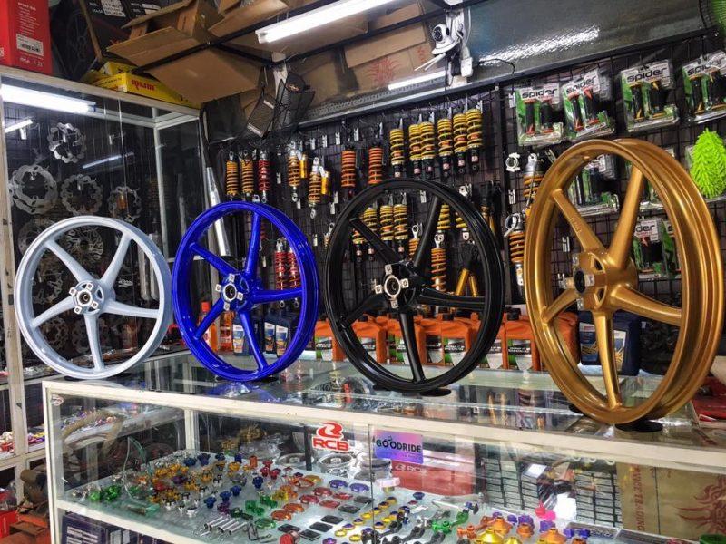 Địa chỉ mua đồ chơi xe máy uy tín - Thuận Thành Racing