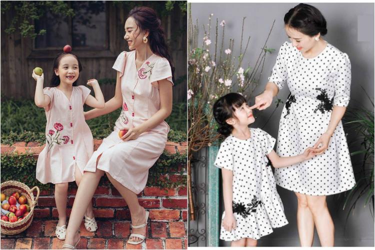 Những Shop Đồ Đôi Mẹ Và Bé Nổi Tiếng Nhất Ở Hà Nội