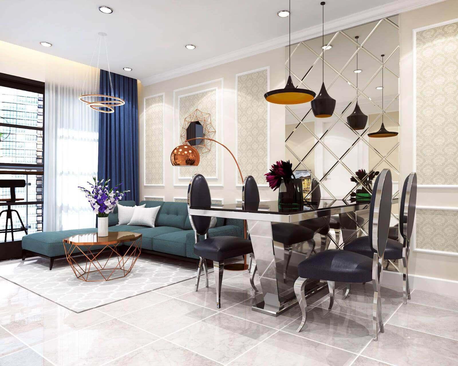Thiết kế nội thất phong cách Art Deco là gì?   Housedesign